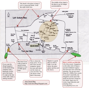 Phi Phi map