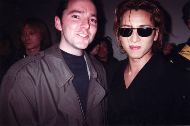 Yoshiki. A great musician and nice dude.