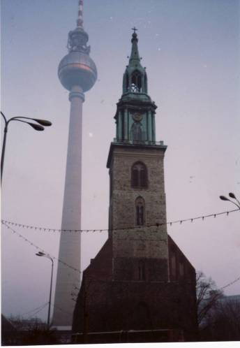 Berlin Fernseturm