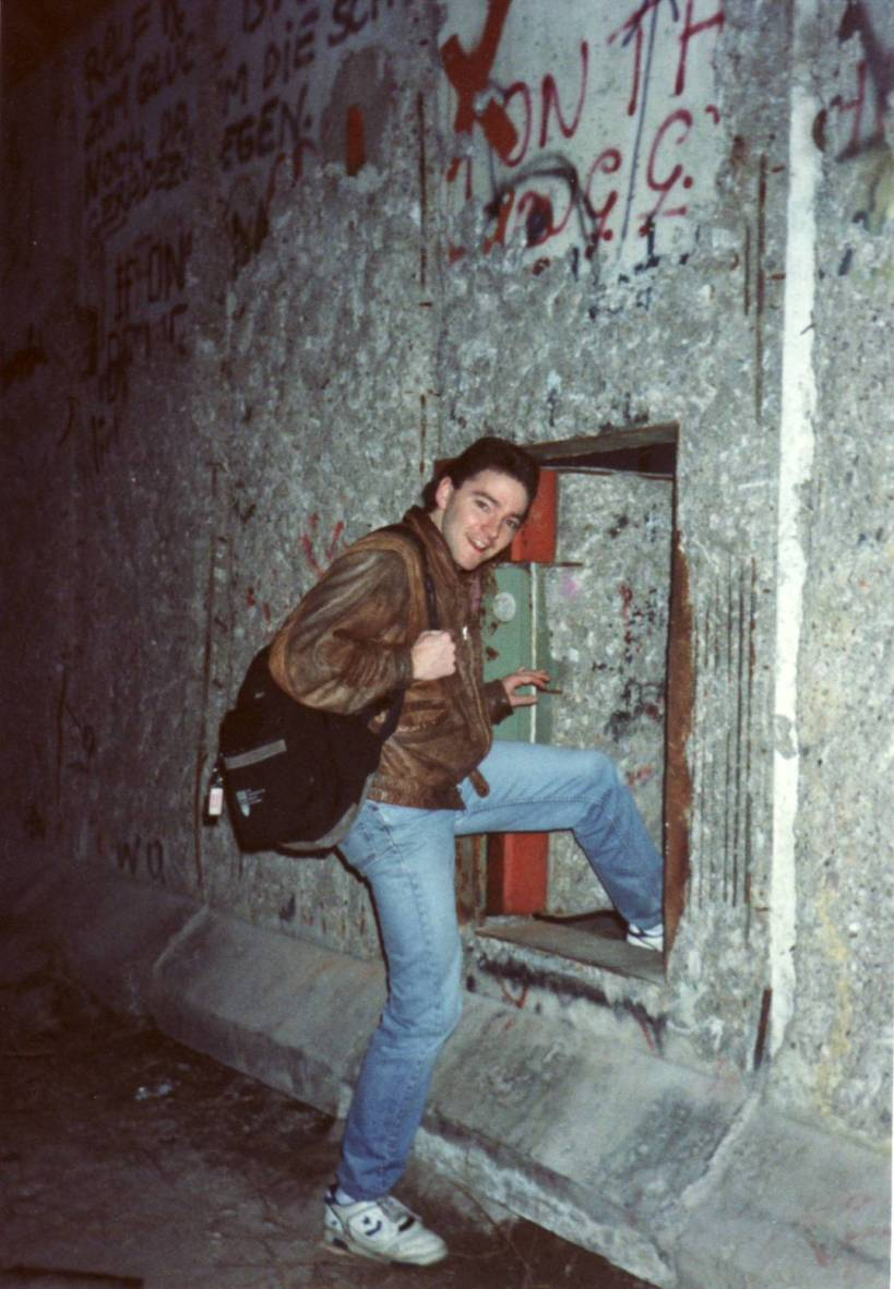 Berlin Wall Door
