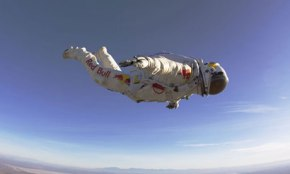 Felix Baumgartner being a mensch!