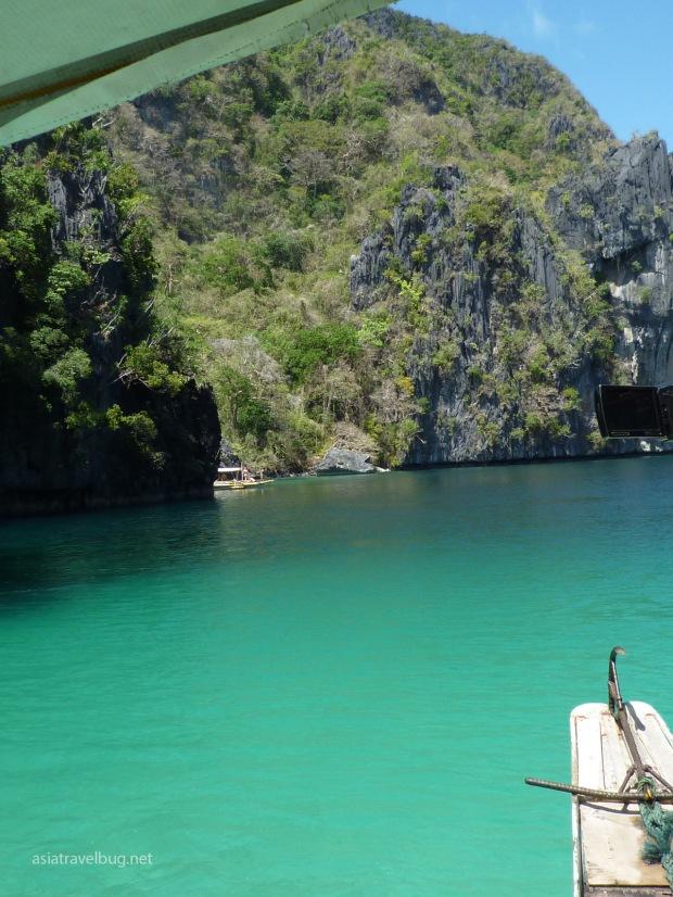 Amazing colors in Big Lagoon