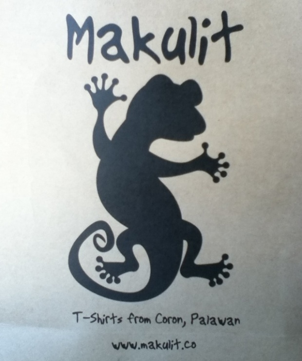 This is the T-shirt I'll pick up next time I'm in town. I love gekkos and I love the word Makulit!