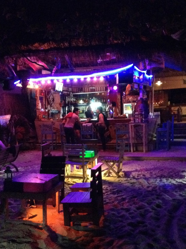 The Rehab Bar on Sai Kaew Beach, Koh Samet