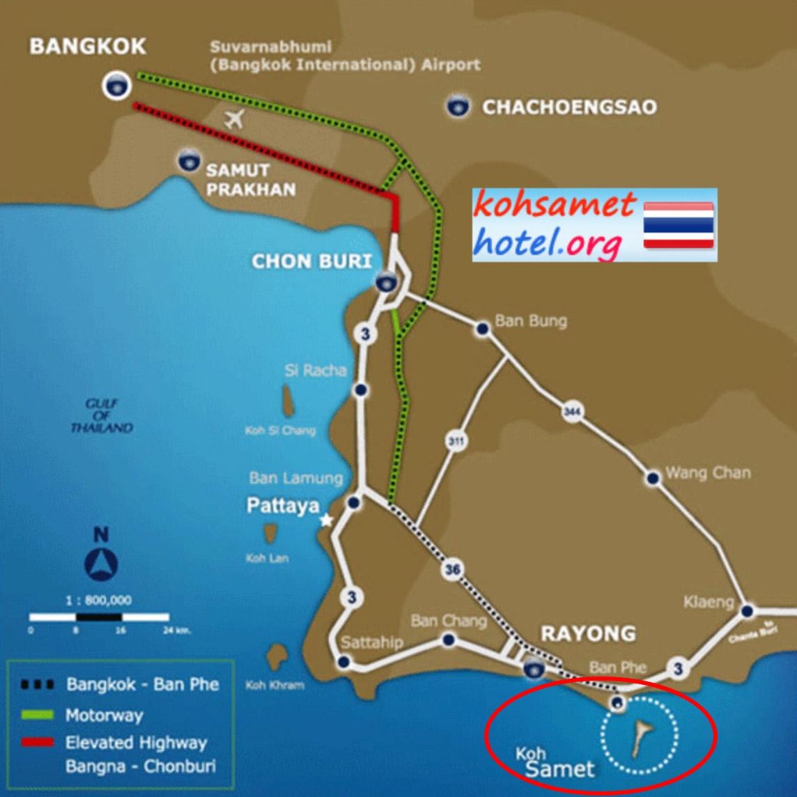 Koh Samet Island A perfect getaway from Bangkok Asia Travelbug