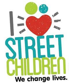 I Love Street Children, Philippines, Logo