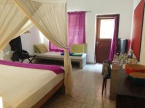 Room Blue Lime Hotel