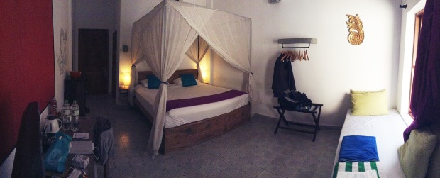 Panorama of Room Blue Lime Hotel