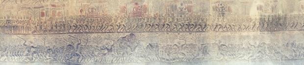 Bas-relief-angkor-wat