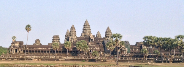 Angkor Wat by day