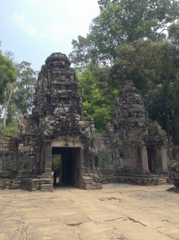 Heading into Preah Khan